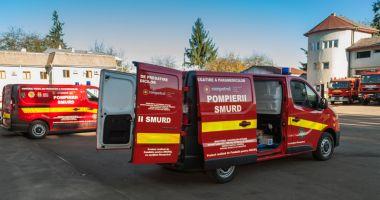 Rompetrol continuă parteneriatul  cu Fundația pentru SMURD, pentru salvarea de vieți