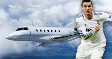 Fotbal / Cristiano Ronaldo și-a cumpărat un avion în valoare de 19 milioane euro