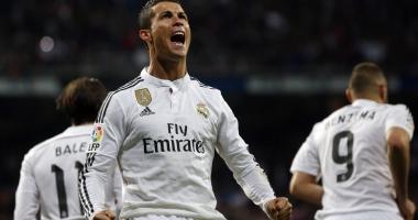 Fotbal / Real Madrid, lider în campionatul Spaniei