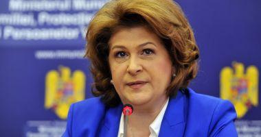 Rovana Plumb, propusă interimar la Ministerul Educației