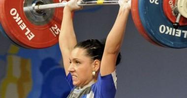 Jocurile Olimpice 2012 / Argint pentru halterofila Roxana Coco�