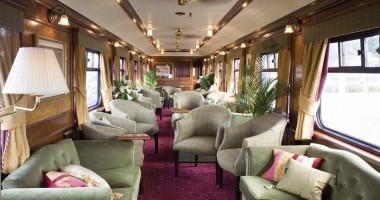 Tren de LUX pe ruta Budapesta-Teheran, cu oprire inclusiv în România