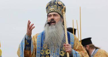 IPS Teodosie va oficia Sfânta Liturghie la mănăstirea Capidava