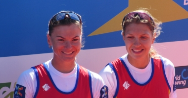 CANOTAJ / Mădălina Bereş şi Laura Oprea, aur la Europenele din Cehia