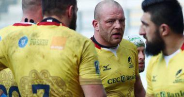 Rugby Europe Championship / România, învinsă de Spania după ce a condus la pauză cu 13-7