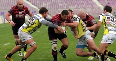 Cele mai tari meciuri de rugby, în luna ianuarie