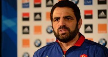 Antrenor francez la naţionala de rugby a României