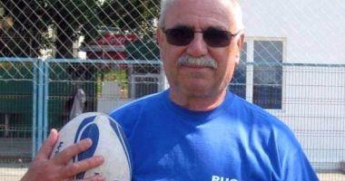 Rugby-ul constănţean, îndoliat. Drum lin, prof. Dumitru Bucur!