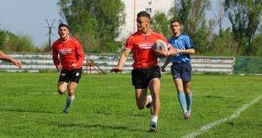 Rugby: CS Cleopatra a învins CNAV