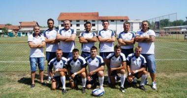 CS Năvodari, pe locul doi la rugby în 7