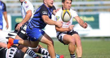 Rugby / Cupa României, ultima etapă a turului, în week-end