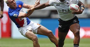 Fiji a învins Franţa, la rugby în şapte!