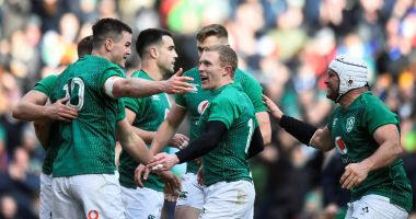 Irlanda învinge Franţa, în Turneul celor Şase Naţiuni, la rugby