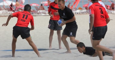 "Rugby / Vezi c�nd �ncepe turneul ""Oval 5 Beach Rugby Black Sea"""