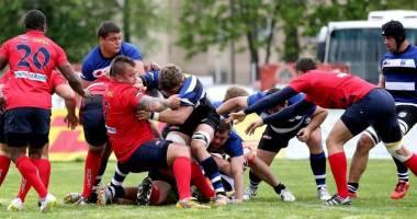Rugby: CSM Olimpia Bucureşti a câştigat finala mică a Superligii