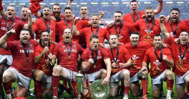 Ţara Galilor a câştigat Turneul celor Şase Naţiuni