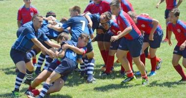 Rugby Team Constanţa,  aproape de podium la Circuitul Naţional de mini-rugby U14