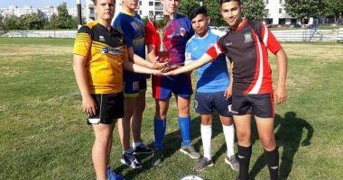 Turneul final al CN de rugby juniori U15, la Constanţa