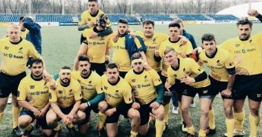 România U20 începe promiţător Rugby Europe Championship 2017