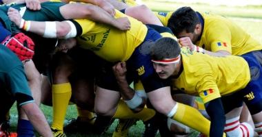 Naţionala de rugby întâlneşte Rusia, în partida pentru medaliile de bronz