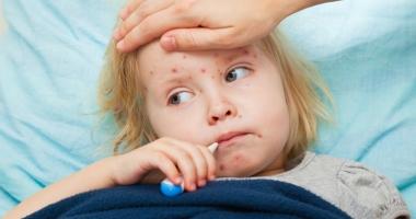 Vaccinarea împotriva rujeolei.