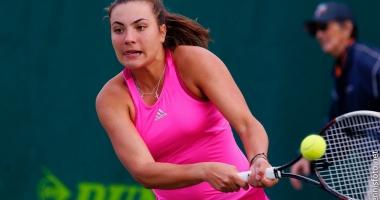 Tenis / Gabriela Ruse s-a oprit în semifinalele turneului ITF de la Joue-Les-Tours