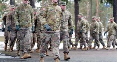 Rusia acuză SUA că şi-a consolidat ilegal  prezenţa militară în Polonia şi zona baltică