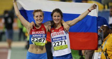 Rusia, exclusă de la Jocurile Paralimpice