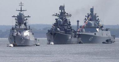 Rusia îşi relochează flotila din Marea Caspică