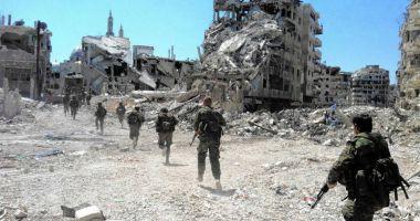 Rusia avertizează SUA în legătură cu o agresiune ilegală împotriva Siriei