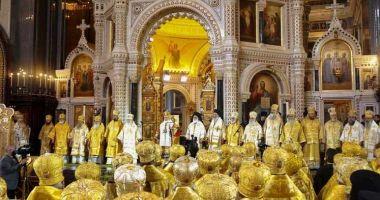 Patriarhia Moscovei întrerupe o parte a legăturilor sale cu Constantinopolul