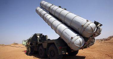 Rusia a livrat Siriei un sistem de rachete S-300