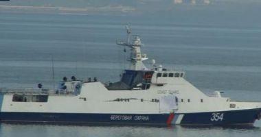Trei dintre cei 24 de marinari capturați de Rusia vor sta în arest două luni