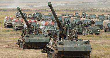 """""""Rusia se pregăteşte de un război la scară largă în Europa"""""""