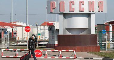 Rusia își închide frontierele pentru a preveni agravarea epidemiei