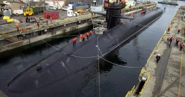 Rusia îşi construieşte  o nouă flotă maritimă militară