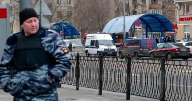 Peste 20.000 de oameni, evacuați la Moscova din cauza unor amenințări cu bombă