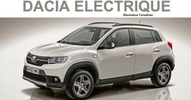 Dacia pregătește prima mașină electrică. Unde și când va fi lansată