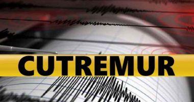A FOST CUTREMUR! Activitate seismică intensă, în ţara noastră