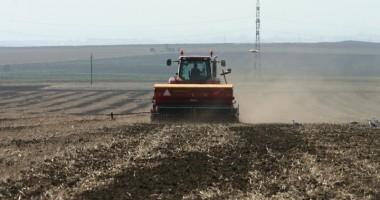 Drumuri agricole de patru milioane de lei la Castelu
