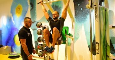 Cel mai modern club de fitness din Constanţa, deschis în City Park Mall