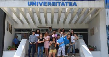 """Universitatea """"Andrei Şaguna"""" se mândreşte cu bursierii Erasmus"""