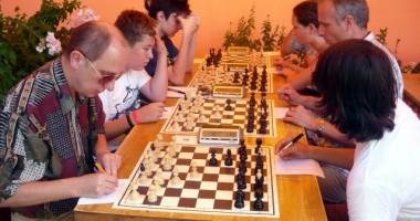 Start în Trofeul Centrocoop la şah, ediţia a 25-a