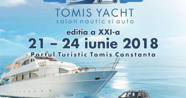 Salonul nautic și auto Tomis Yacht se deschide pe 21 iunie