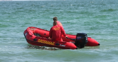 Două persoane înecate. Se intervine pentru salvarea victimelor
