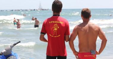 Cea mai grea vară pentru salvamari, din ultimul deceniu