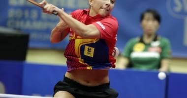 Tenis de masă / Eliza Samara, în sferturi de finală la Europene