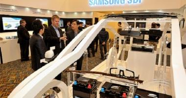 Samsung �i construie�te fabric� �n Ungaria
