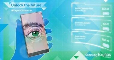 Samsung Galaxy Note 4 va integra un scanner de retină