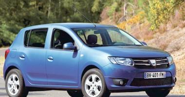 VIDEO - Dacia Sandero, vedetă într-un teaser al viitoarei serii Top Gear